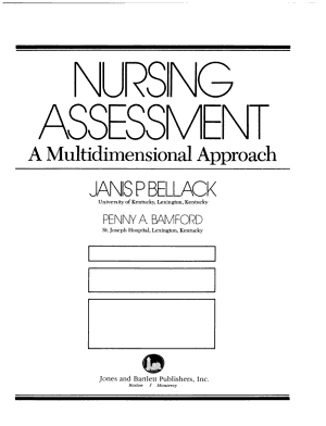 Nursing Assessment PDF