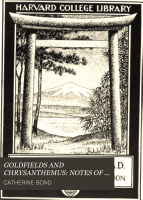 GOLDFIELDS AND CHRYSANTHEMUS  NOTES OF TRAVEL IN AUSTRALIA AND JAPAN PDF