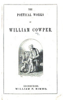 The Poetical Works of William Cowper  Etc PDF