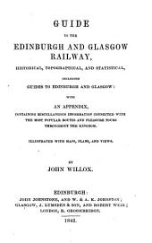 Guide to the Edinburgh and Glasgow railway