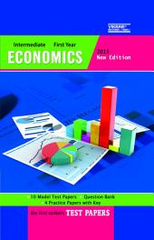 INTERMEDIATE I YEAR ECONOMICS(English Medium) TEST PAPERS: Model Papers, Question Bank,Practice papers