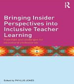 Bringing Insider Perspectives into Inclusive Teacher Learning