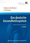 Das deutsche Gesundheitssystem PDF