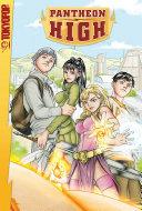 Pantheon High manga volume 1