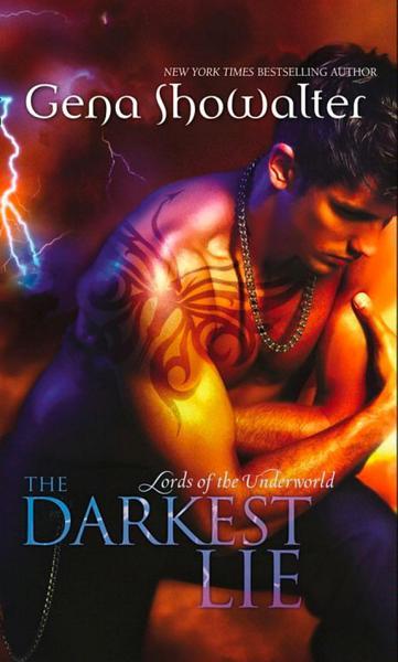 The Darkest Lie  Lords of the Underworld  Book 6  PDF