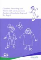Guidelines for Working with Children with ASD in Key Stages PDF