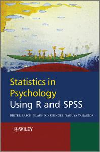 Statistics in Psychology Using R and SPSS Book