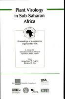 Plant Virology in Sub Saharan Africa PDF