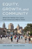 Equity  Growth  and Community PDF