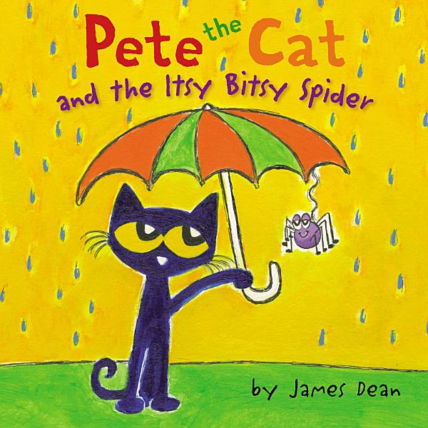 Download Pete the Cat and the Itsy Bitsy Spider Book