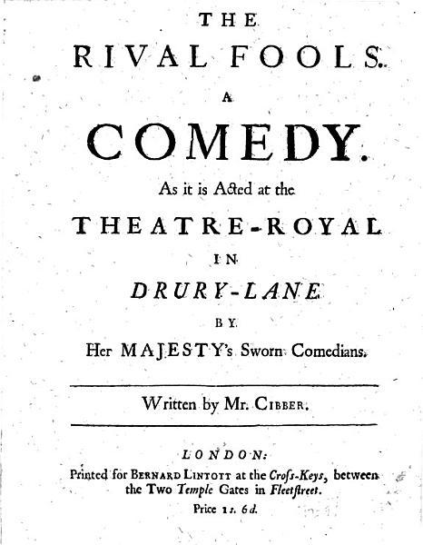 Download The Rival Fools Book