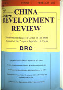 Download China Development Review Book