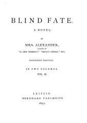 Blind Fate: Volume 2