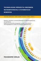 TECHNOLOGIEN FR  HZEITIG ERKENNEN  NUTZENPOTENZIALE SYSTEMATISCH BEWERTEN PDF