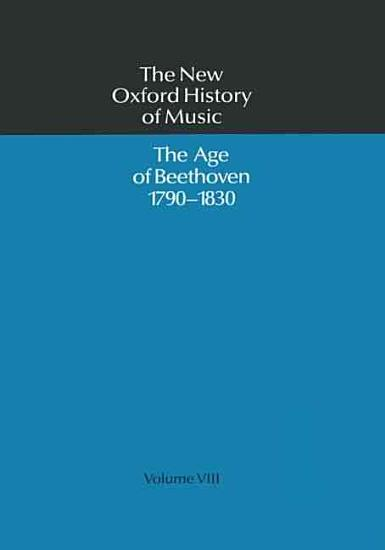 The Age of Beethoven  1790 1830 PDF