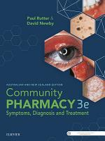 Community Pharmacy ANZ   eBook PDF