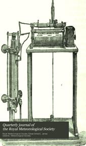 Quarterly Journal of the Royal Meteorological Society: Volume 12