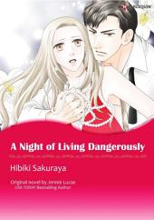 A NIGHT OF LIVING DANGEROUSLY: Harlequin Comics