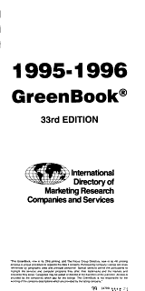 Green Book Book