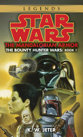 The Mandalorian Armor  Star Wars Legends  The Bounty Hunter Wars  PDF