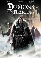 Les Démons d'Armoise T01: Le Chemin de Jaulny
