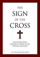 The Sign of the Cross PDF
