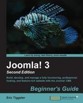 Joomla! 3 Beginner's Guide Second Edition