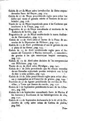 Colección de todas la Pragmáticas, Cédulas... publicadas en el Reinado de Carlos IV