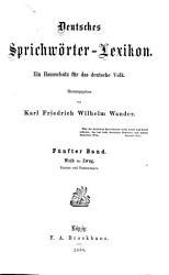 Deutsches Sprichw Rter Lexikon Sattel Bis Wei 1876