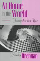 At Home in the World PDF