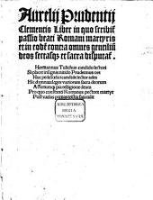 Liber passionis Romani Martyris