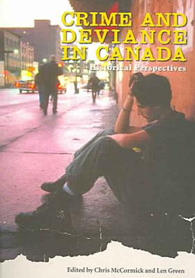 Crime and Deviance in Canada PDF