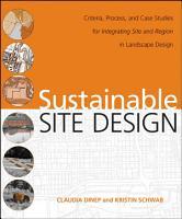 Sustainable Site Design PDF