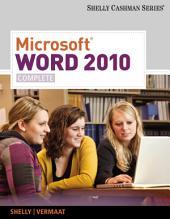 Microsoft Word 2010: Complete