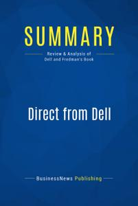 Summary  Direct from Dell PDF