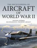 The Encyclopedia of Aircraft of World War II PDF