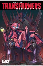 Transformers: Windblade Vol. 2 #7