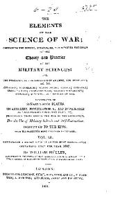 The elements of the science of war: Volume 3