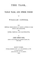 The Task  Table Talk  and Other Poems PDF