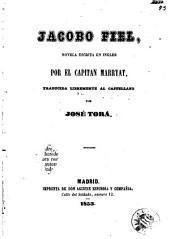 Jacobo fiel: novela escrita en ingles