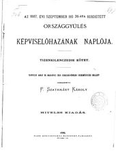 Napló: 19. kötet