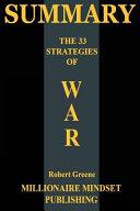 The 33 Strategies of War by Robert Greene PDF