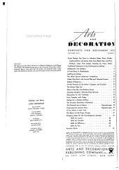 Arts   Decoration PDF