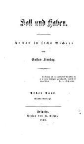 Soll und Haben: Roman in sechs Buchern