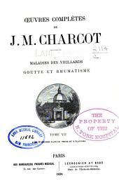 Oeuvres complètes de J.-M. Charcot: Volume 7