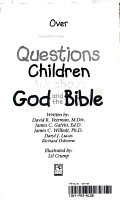 Over 200 Questions Children Ask about God and the Bible PDF