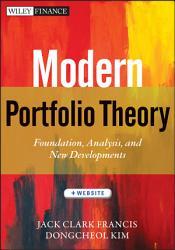 Modern Portfolio Theory Book PDF