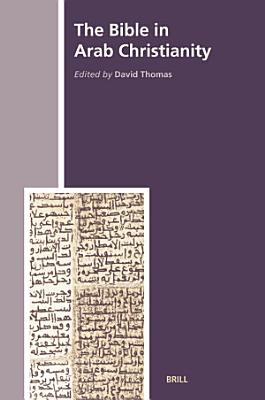 The Bible in Arab Christianity PDF