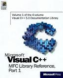 Microsoft Visual C++5.0 Programmer's Reference Set