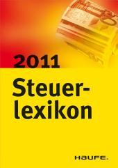 Steuerlexikon 2011